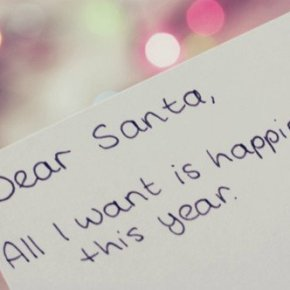 Dear Santa: A Christmas Poem from a Patient