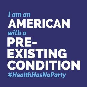 #HealthHasNoParty