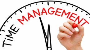 The Luxury of Time Management